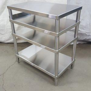 Stainless Shelves