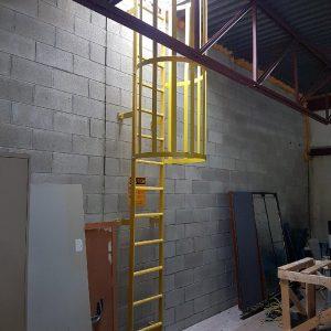 Safety Ladder
